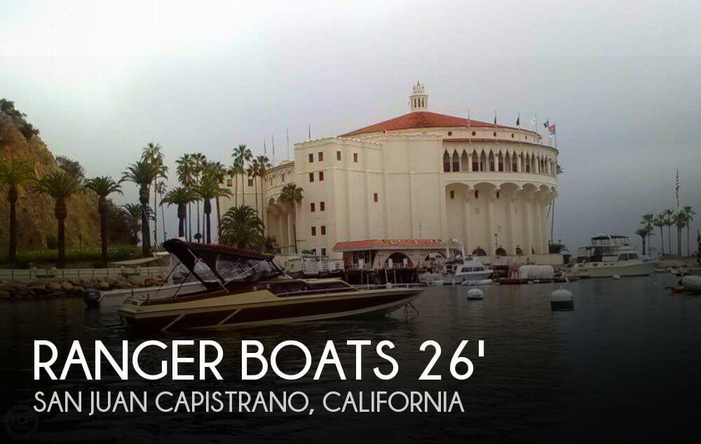 1979 Ranger Boats Day Cruiser