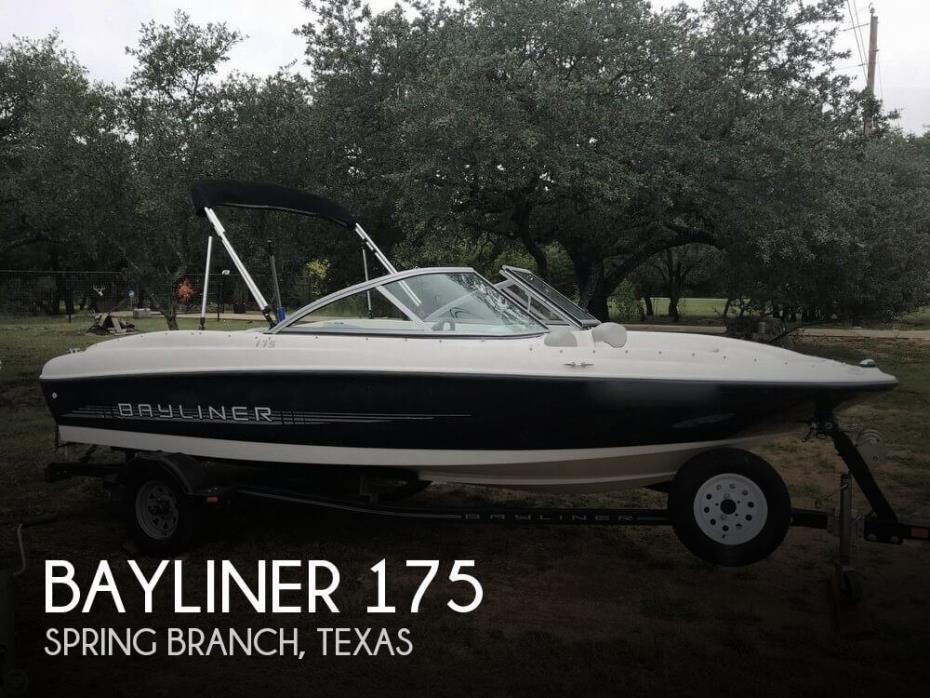 2011 Bayliner 175