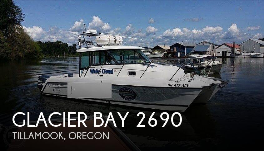 2001 Glacier Bay 2690 Coastal Runner