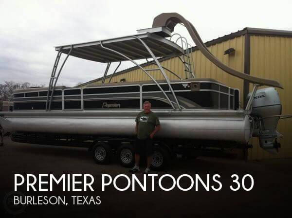 2013 Premier Pontoons 300 Sunsation