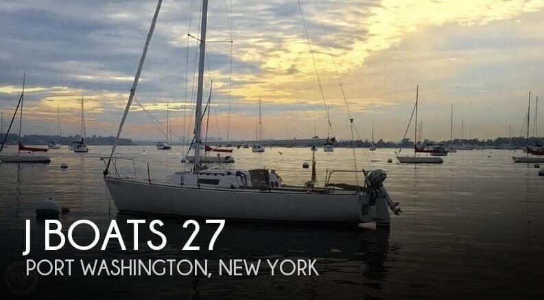 1985 J Boats 27