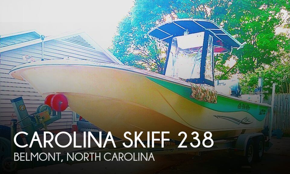 2014 Carolina Skiff 238 DLV