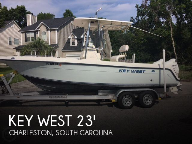 2003 Key West 2300 Bluewater