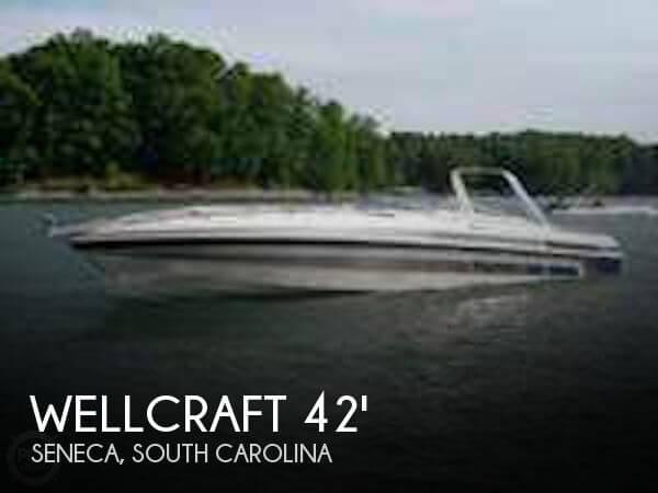 1986 Wellcraft 42 Excalibur Eagle