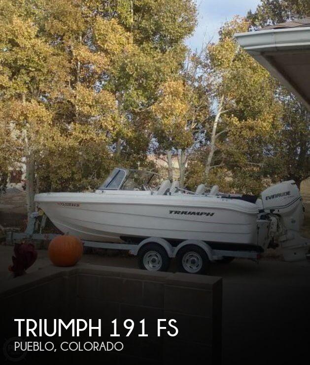2011 Triumph 191 FS