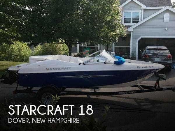2012 Starcraft 18