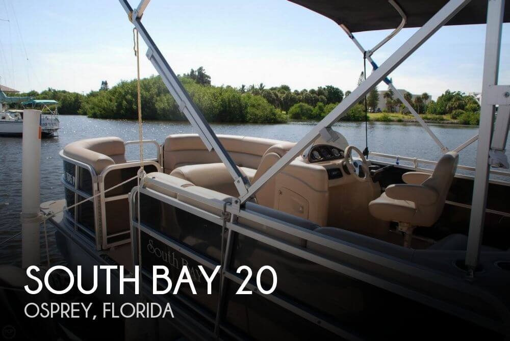 2015 South Bay 20 Saltwater Edition