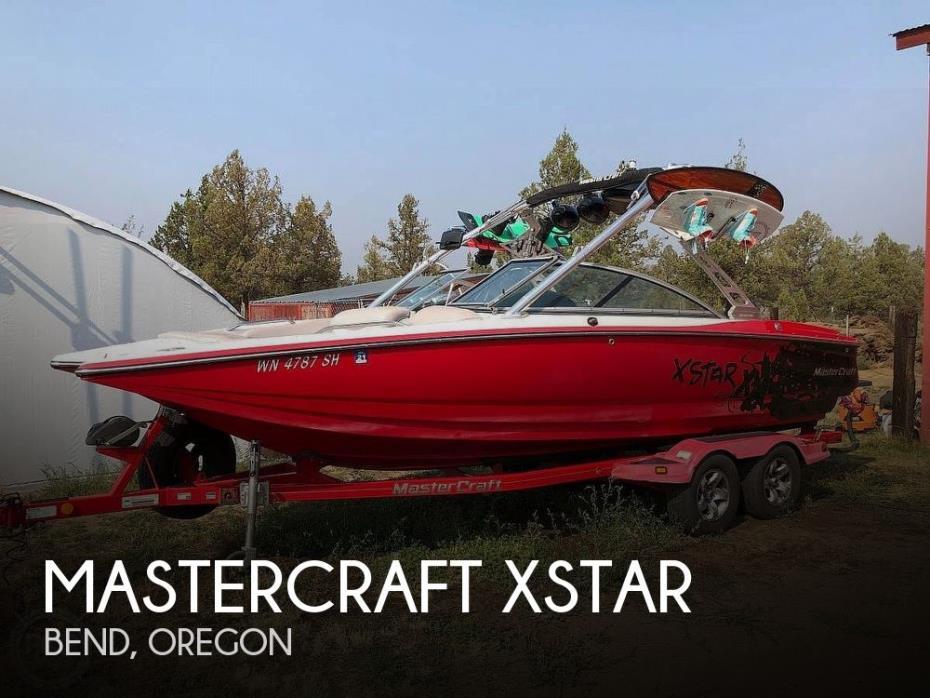 2006 Mastercraft XStar