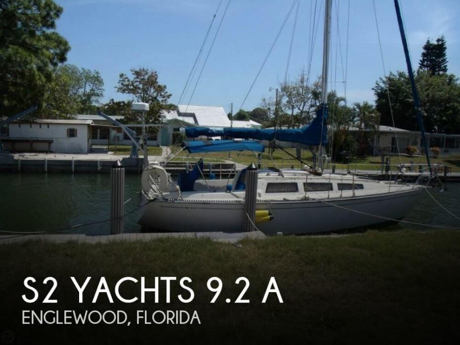 1983 S2 Yachts 9.2 A
