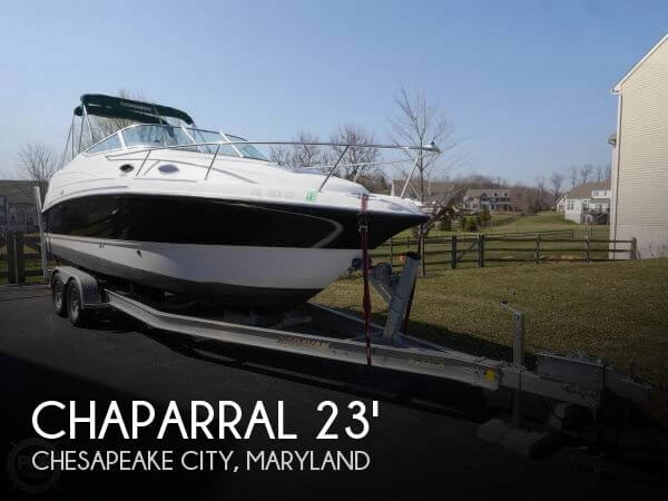 1999 Chaparral 240 Signature