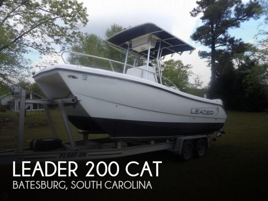 2001 Leader 200 Cat
