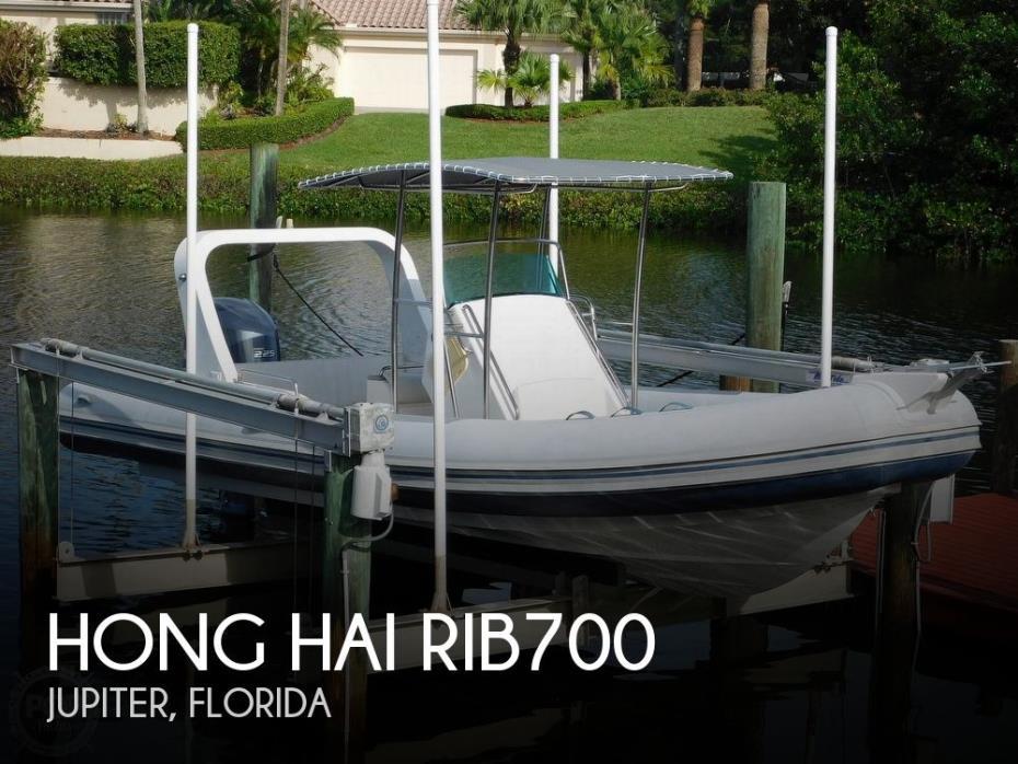 2013 Qingdao Hong Hai Boat Company RIB700