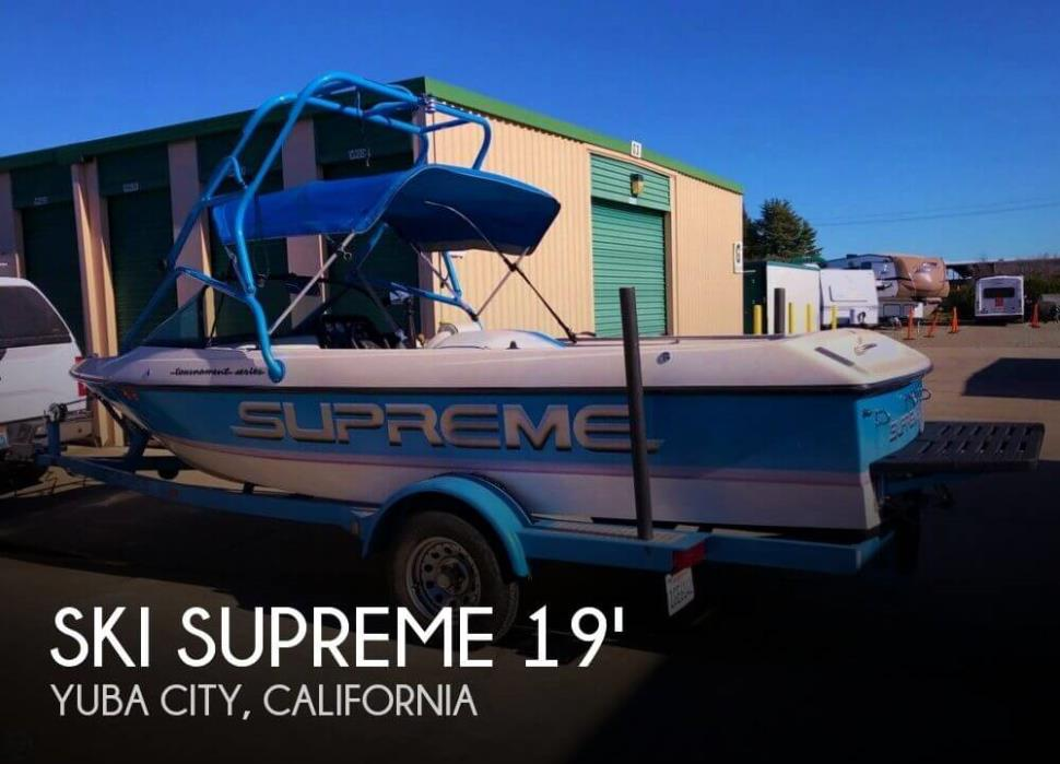 1995 Ski Supreme 19 Competition Series