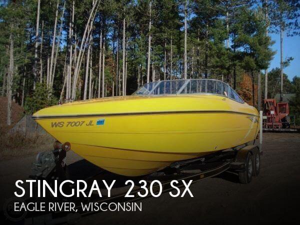 2003 Stingray 230 SX