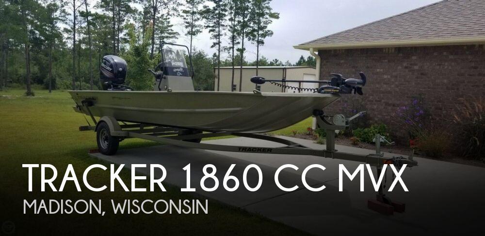 2016 Tracker 1860 CC MVX