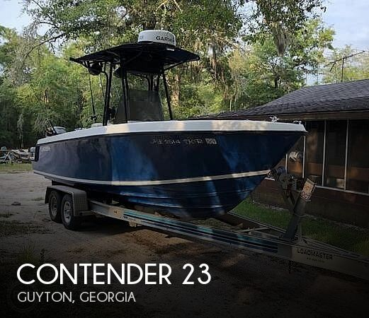 2001 Contender Contender 23