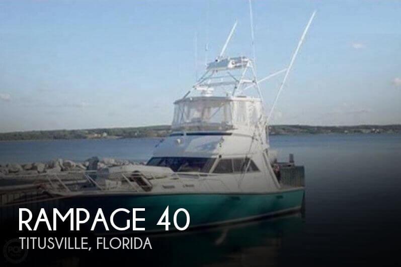 1987 Rampage 40