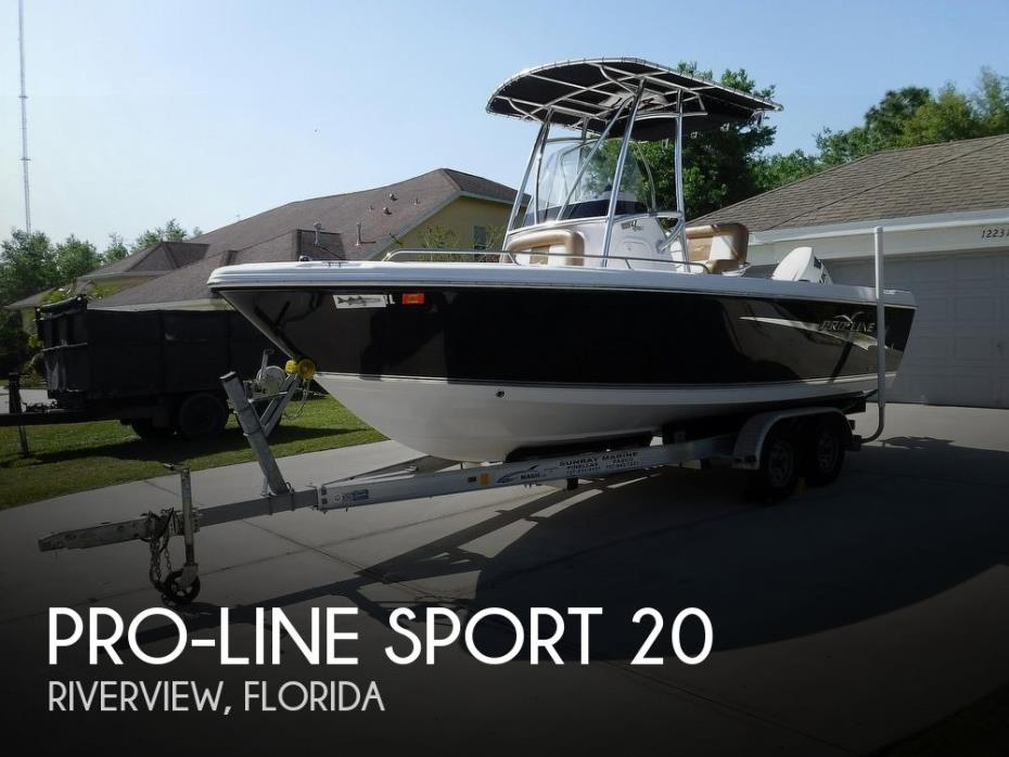 2017 Pro-Line Sport 20