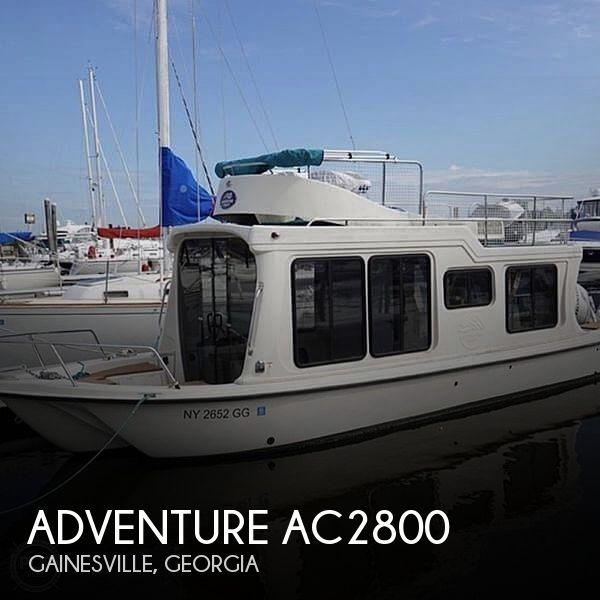 2008 Adventure Craft AC2800