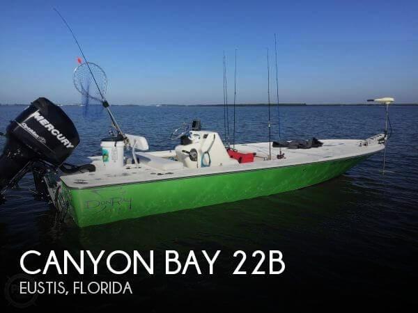 2008 Canyon Bay 22B