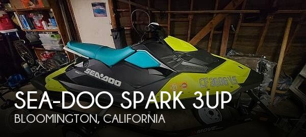 2019 Sea-Doo Spark 3UP