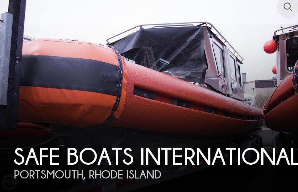 2005 SAFE Boats International 25 Defender Full Cabin