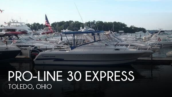 2001 Pro-Line 30 Express