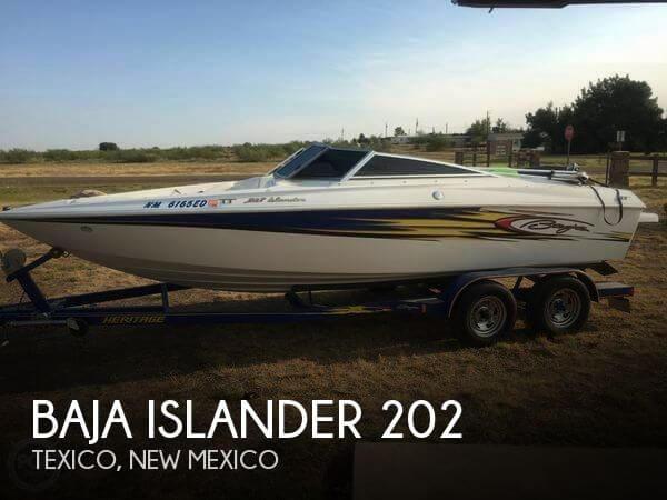 2004 Baja Islander 202