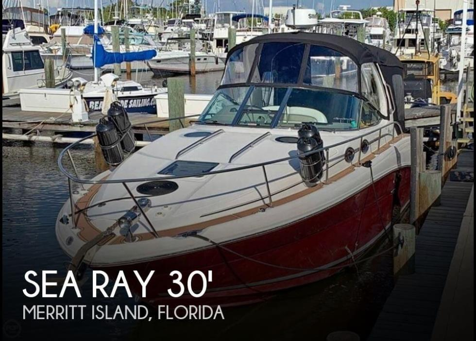 2007 Sea Ray Sundancer 300