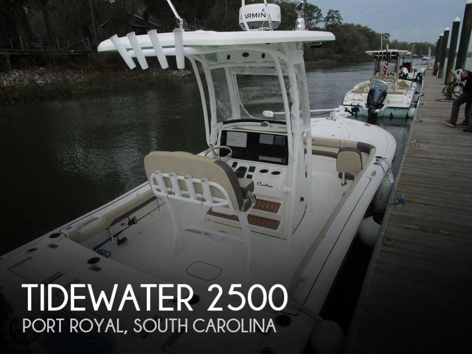 2019 Tidewater 2500 Carolina Bay
