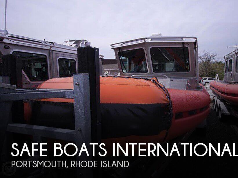 2004 SAFE Boats International 25 Defender Full Cabin