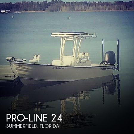 1981 Pro-Line 24 Flatback