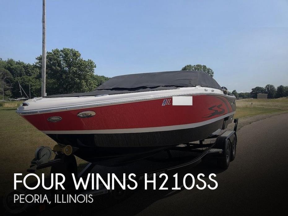2012 Four Winns H210 SS