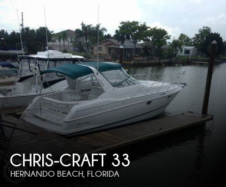 1995 Chris-Craft 33 Crowne