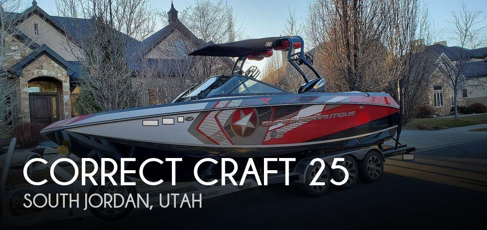 2013 Correct Craft Super Air Nautique G25