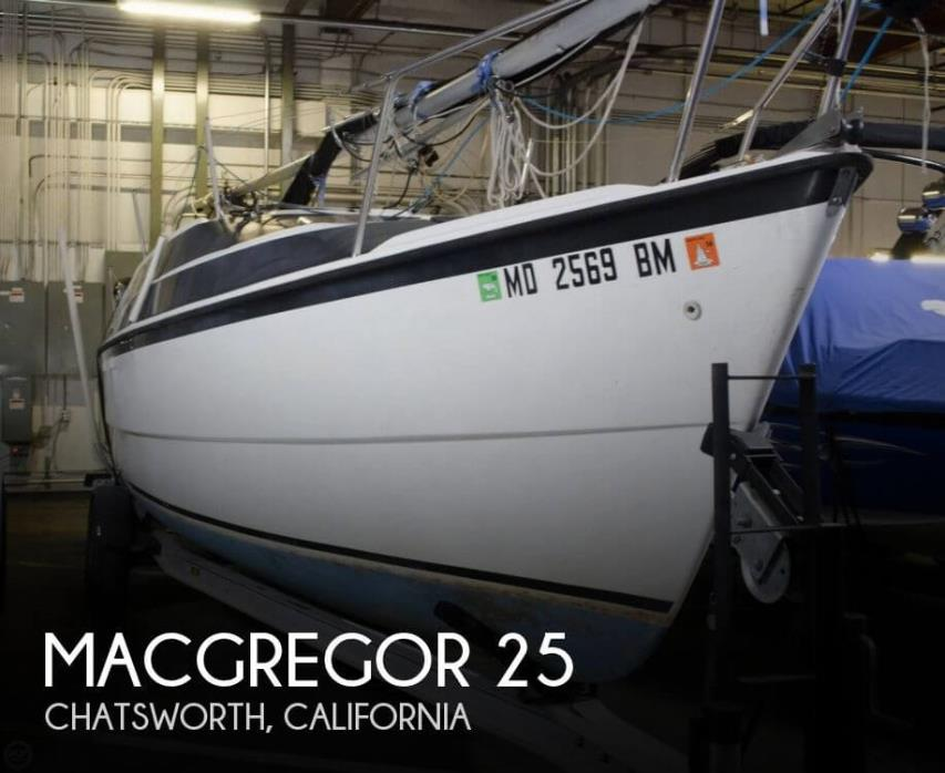 2007 MacGregor 26M