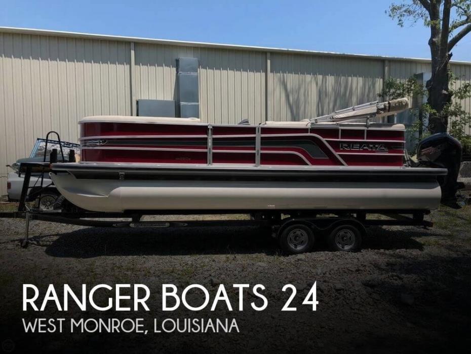 2017 Ranger Boats Reata 220 Cruiser