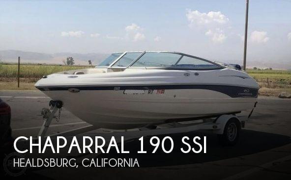 2005 Chaparral 190 SSi