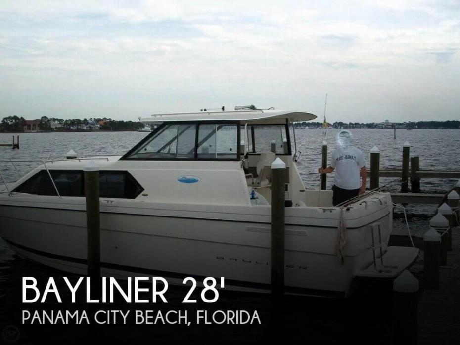 2004 Bayliner 289 classic