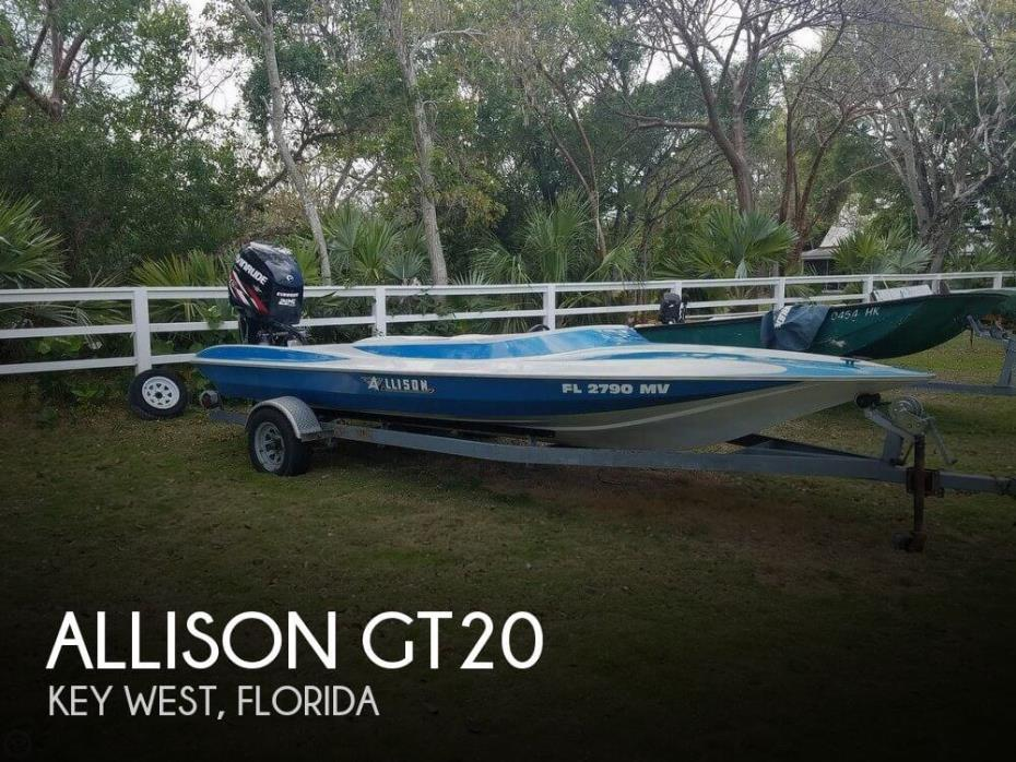 Allison Boats Boats for sale