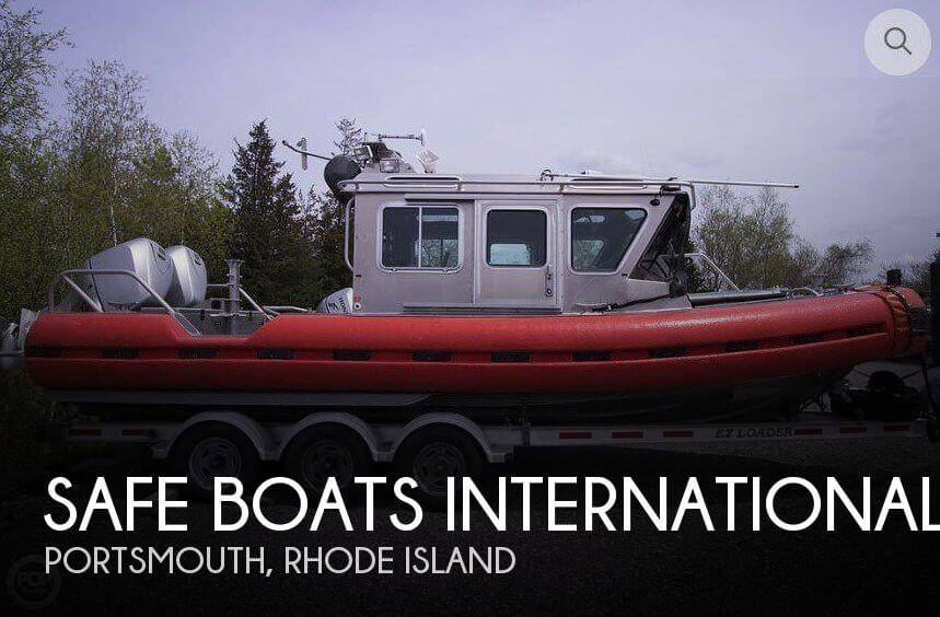 2004 SAFE Boats International 25 Full Cabin