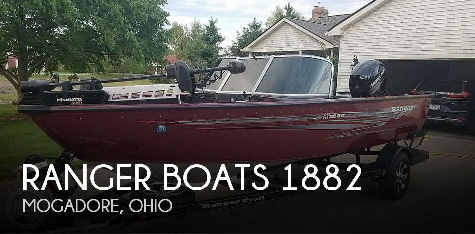 2018 Ranger Boats VS 1882WT