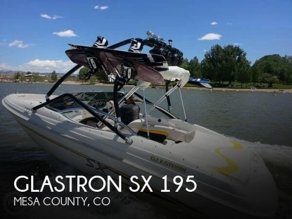 Glastron 195 Sx Bowrider Boats For Sale
