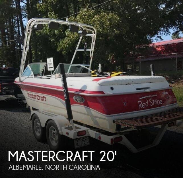 2000 Mastercraft ProStar 205V