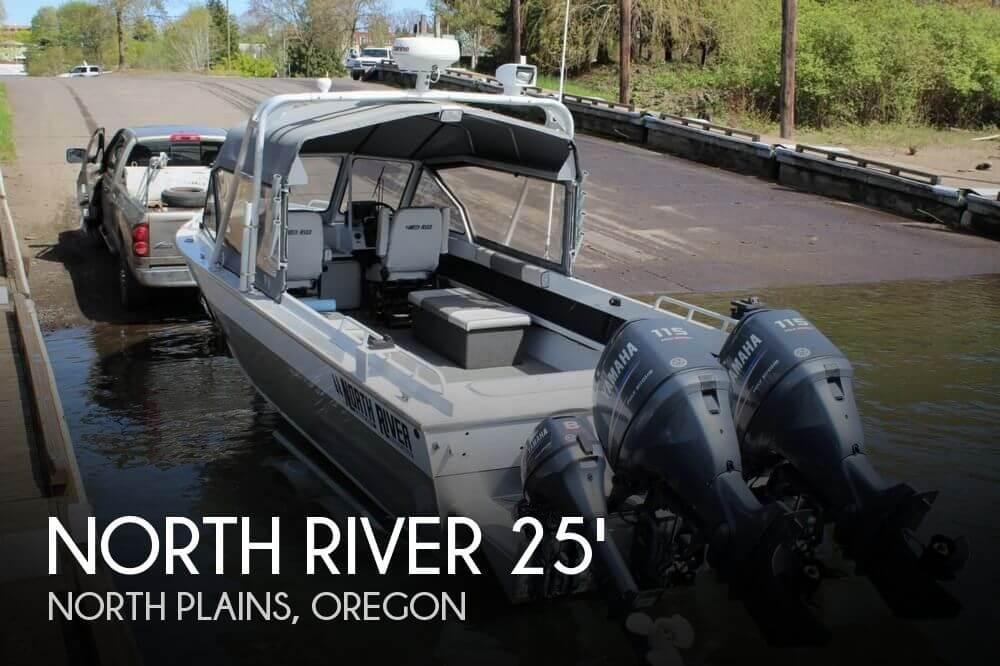 2006 North River Seahawk 25