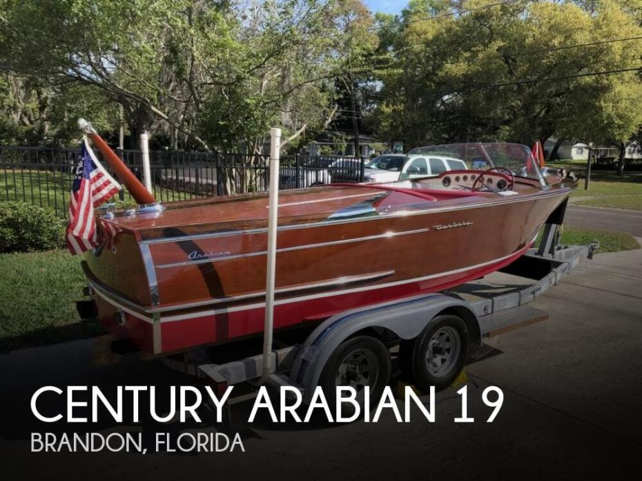 1958 Century Arabian
