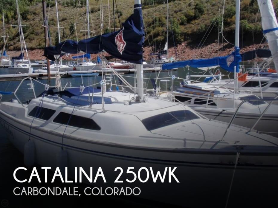 Catalina Sailboats Wing Keel Boats for sale