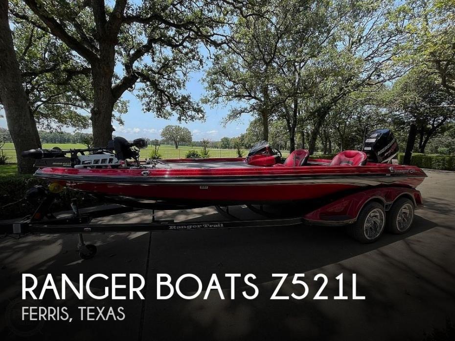 2018 Ranger Boats Z521l