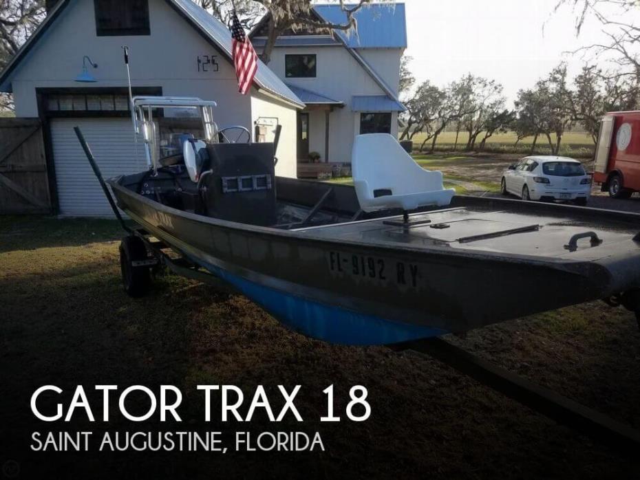 2007 Gator Trax 18