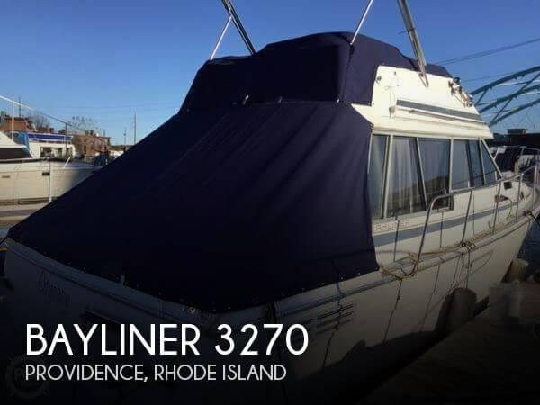 1987 Bayliner 3270
